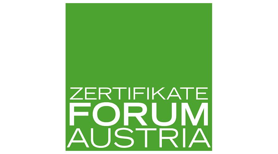 Zertifikate Forum Austria Logo Vector