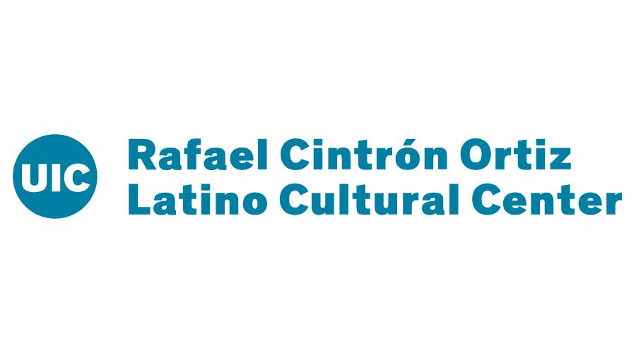 UIC Rafael Cintrón Ortiz Latino Cultural Center Logo Vector