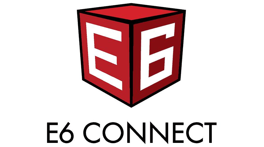 E6 CONNECT Logo Vector