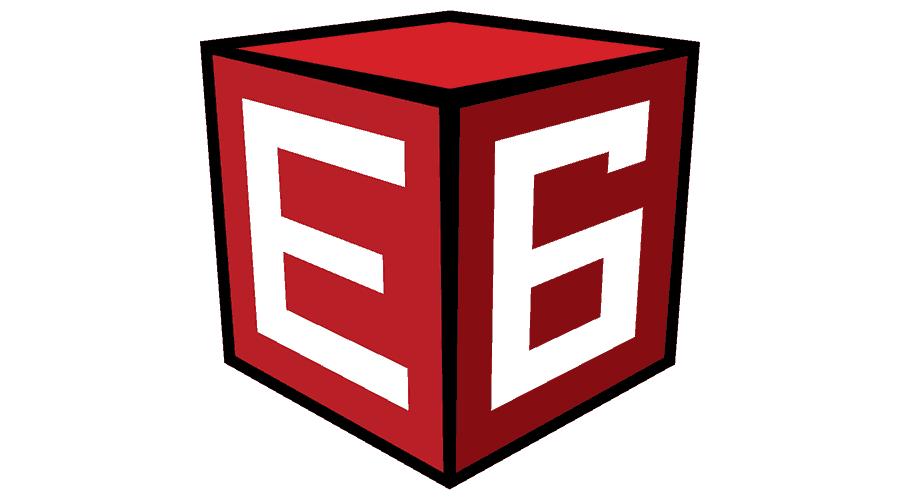 E6Golf Logo Vector