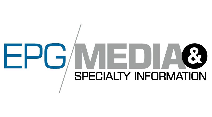 EPG Media and Specialty Information Logo Vector