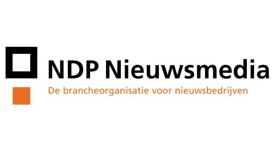 NDP Nieuwsmedia Logo Vector