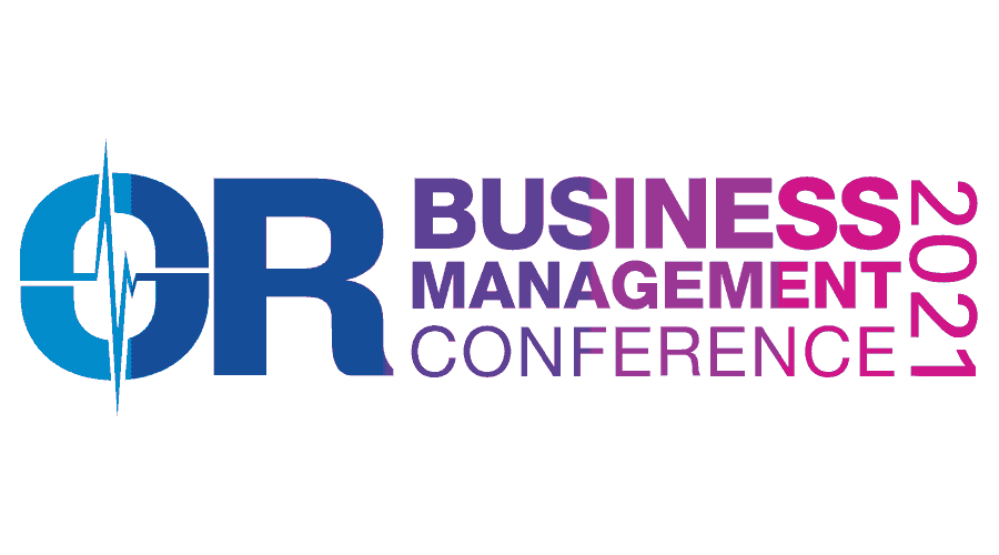 OR Business Management Conference 2021 Logo Vector