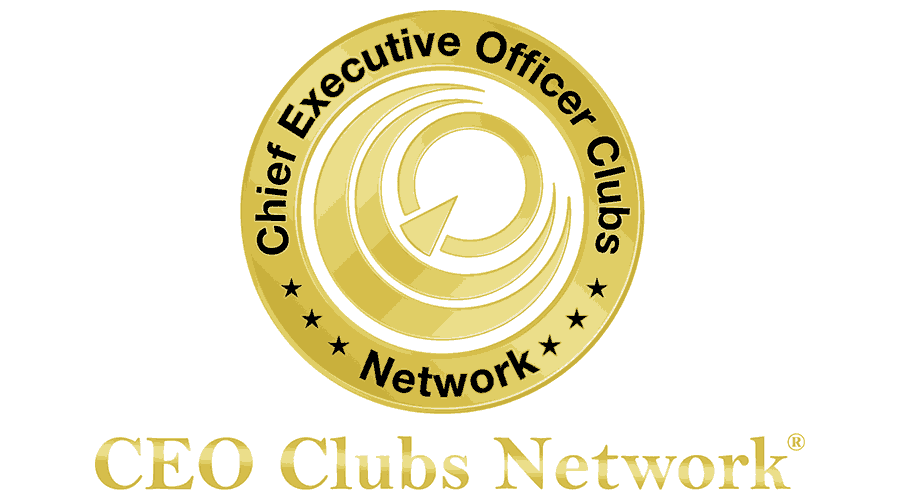 CEO Clubs Network Logo Vector