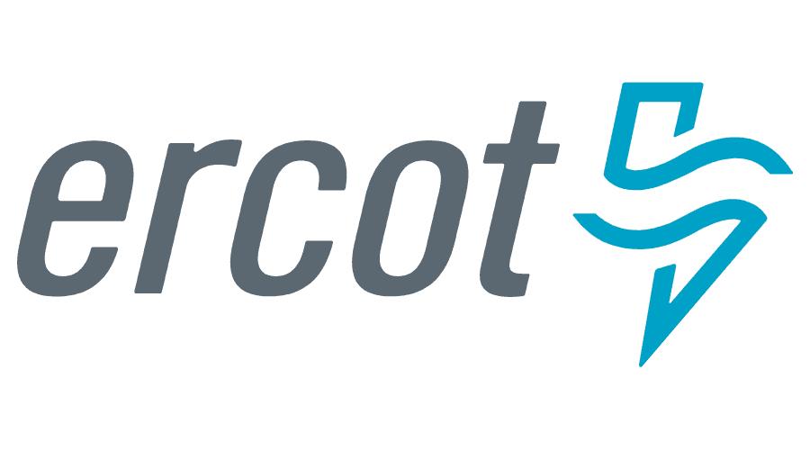 Electric Reliability Council of Texas (ERCOT) Logo Vector