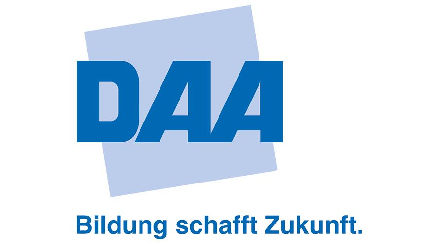 Deutsche Angestellten-Akademie (DAA) Logo Vector