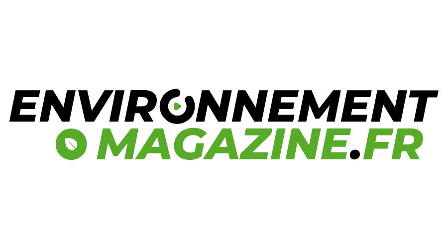 Environnement Magazine Logo Vector