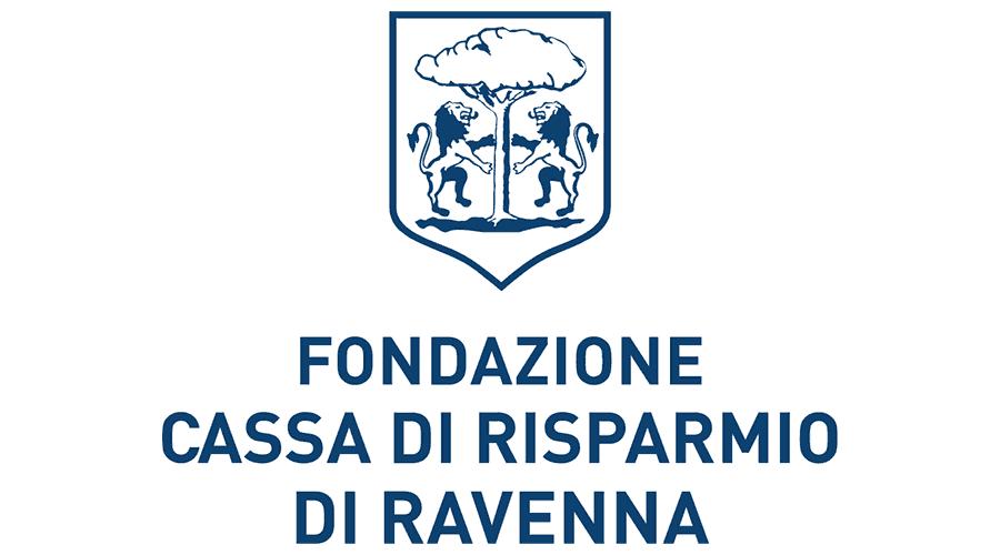 Fondazione cassa di risparmio Ravenna Logo Vector
