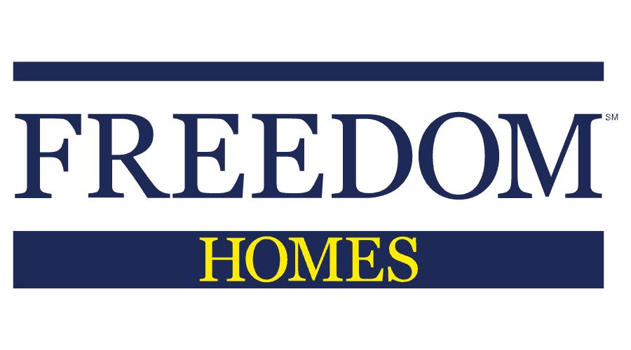 Freedom Homes Logo Vector