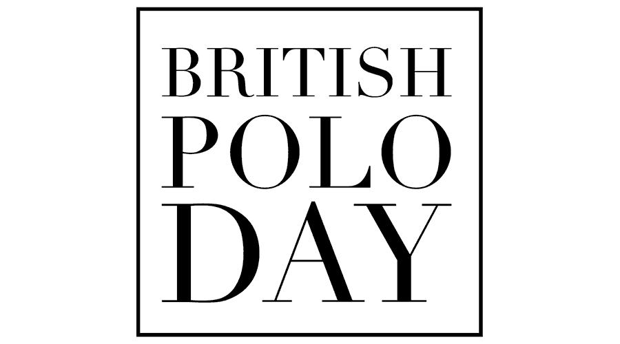 British Polo Day Logo Vector