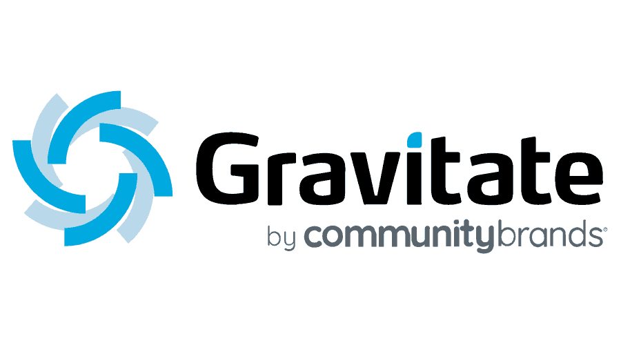 Gravitate Solutions by Community Brands Logo Vector