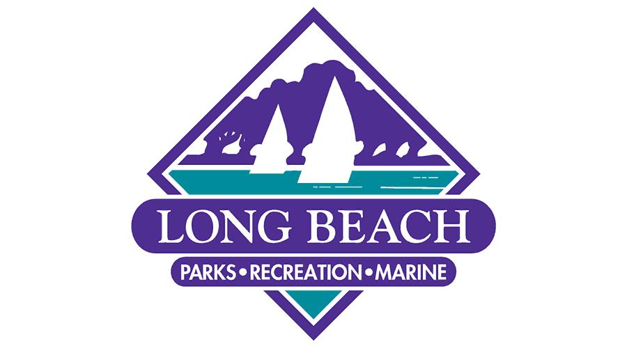 Long Beach Parks, Recreation and Marine Logo Vector