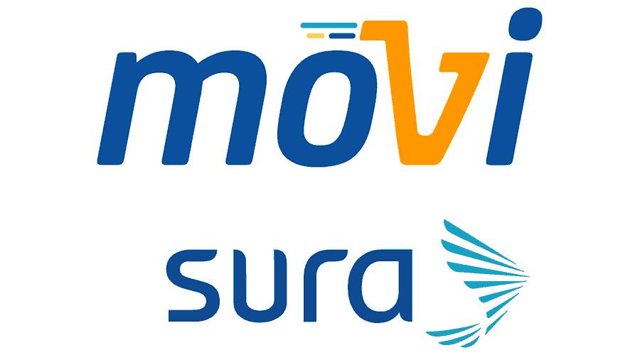 Movi by Sura Logo Vector