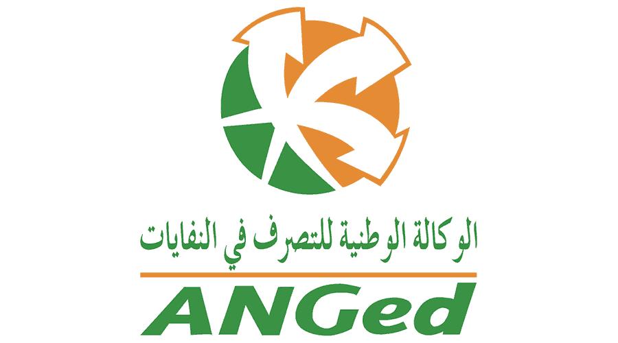 Agence Nationale de Gestion des Déchets (ANGed) Logo Vector