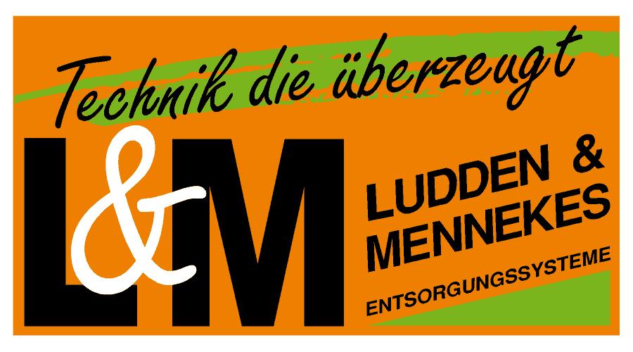 Ludden und Mennekes Entsorgungs-Systeme GmbH Logo Vector