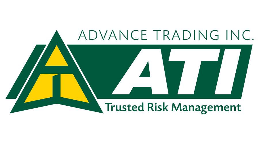 Advance Trading Inc (ATI) Logo Vector