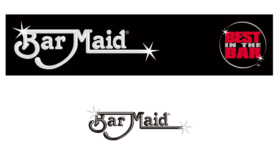 Bar Maid Corporation Logo Vector