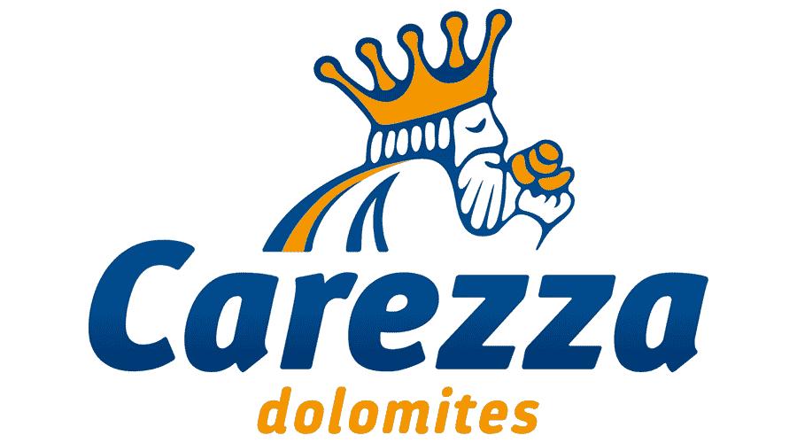 Carezza Dolomites Logo Vector