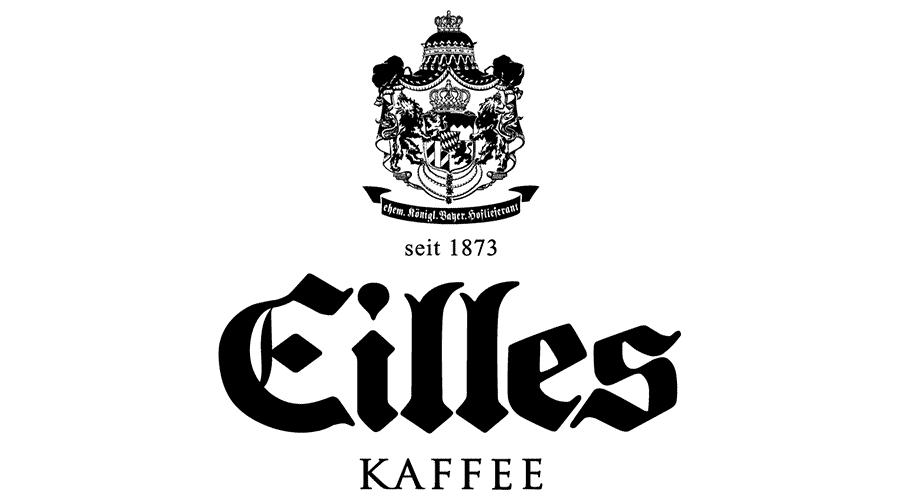 Eilles Kaffee Logo Vector