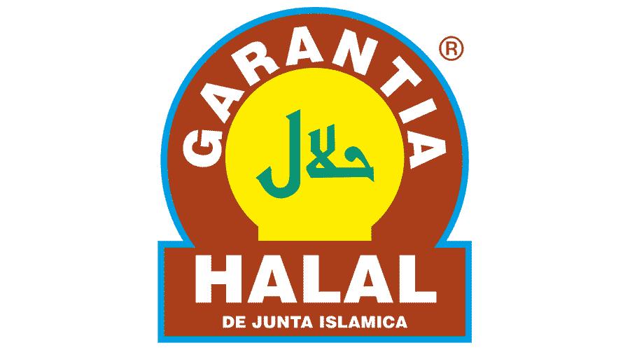 Garantía Halal de Junta Islámica Logo Vector