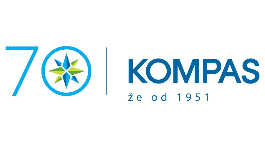 Kompas.si Logo Vector