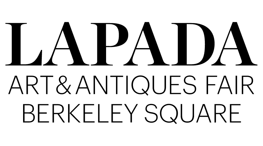 LAPADA Art and Antiques Fair Berkeley Square Logo Vector
