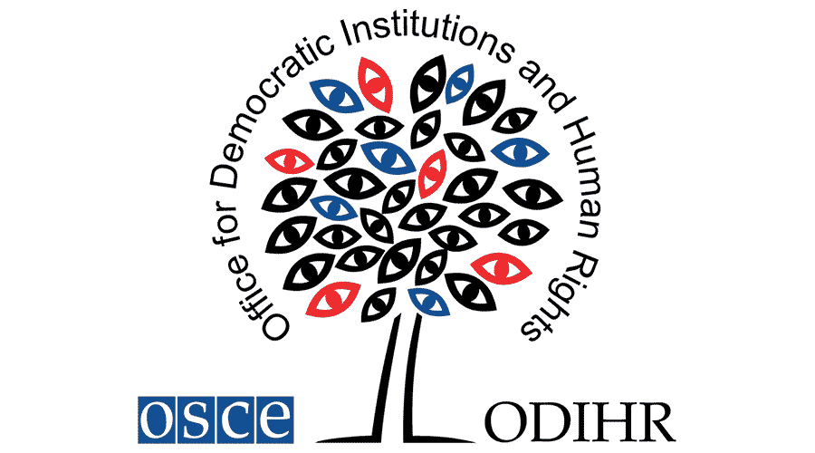 OSCE Office for Democratic Institutions and Human Rights (ODIHR) Logo Vector