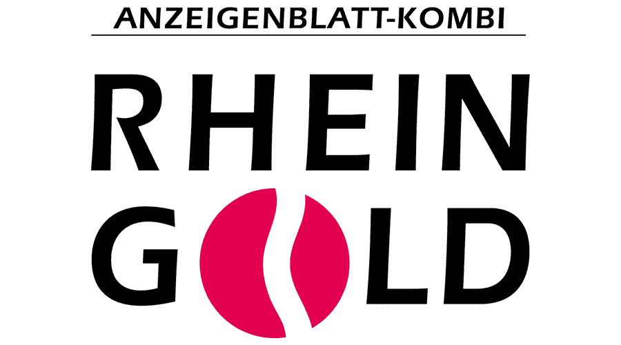 Anzeigenblatt-Kombi Rheingold Logo Vector