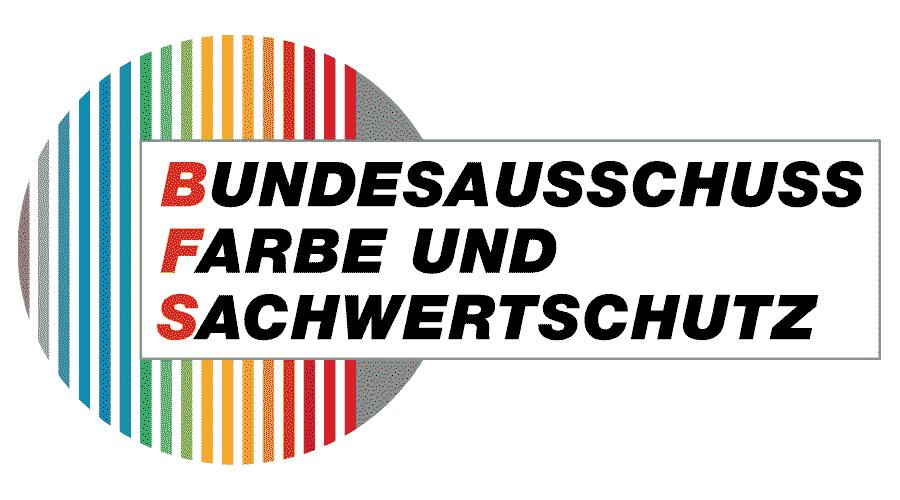Bundesausschuss Farbe und Sachwertschutz e. V. Logo Vector