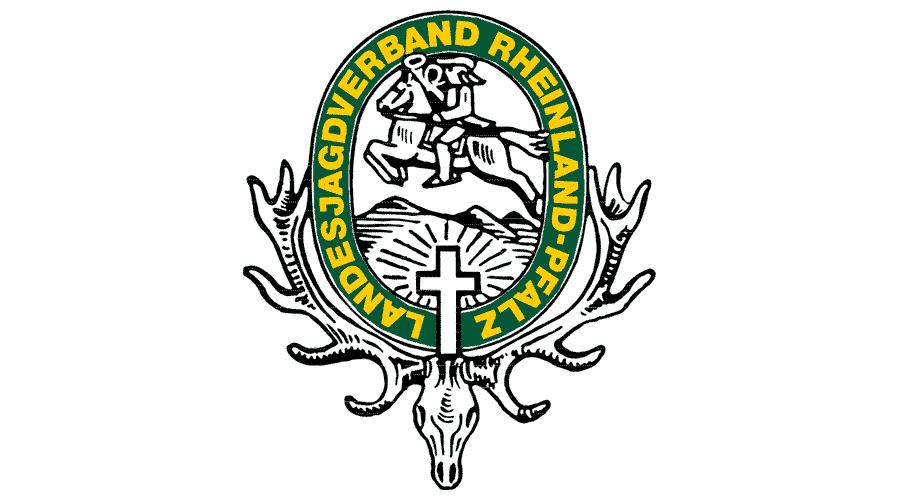 Landesjagdverband Rheinland-Pfalz e.V. Logo Vector