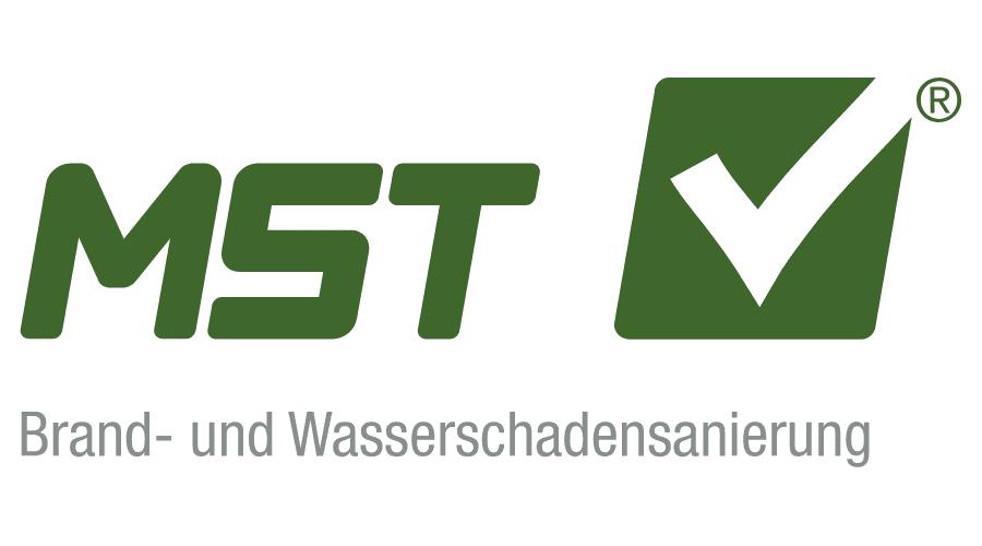 MST Brand- & Wasserschadensanierung Logo Vector