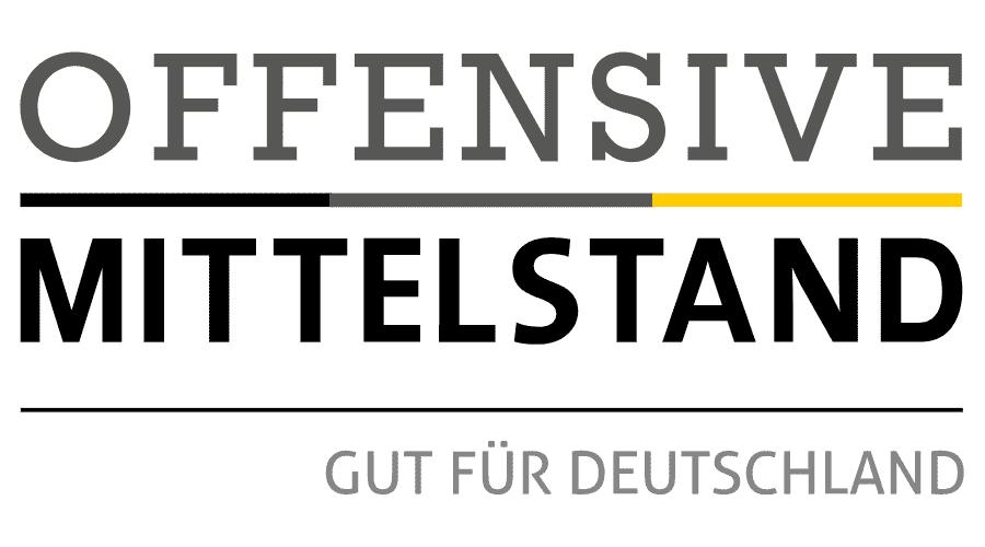 Offensive Mittelstand – Gut für Deutschland Logo Vector