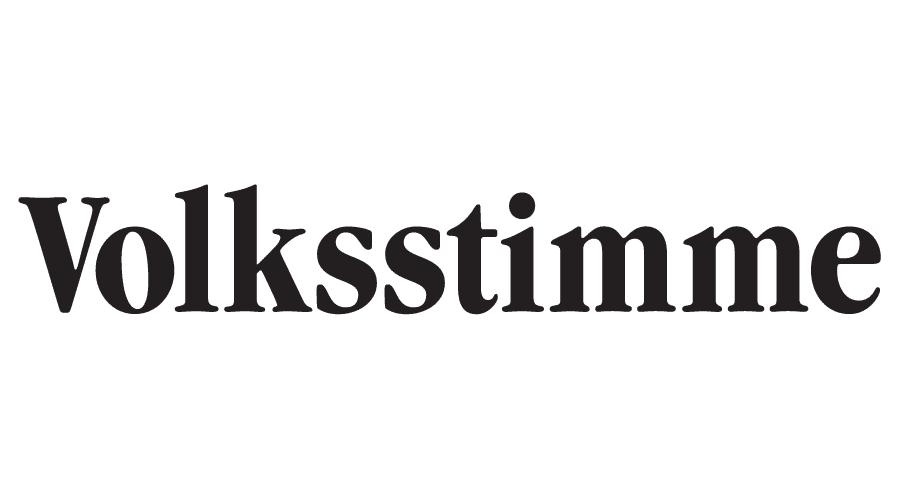 Volksstimme Logo Vector