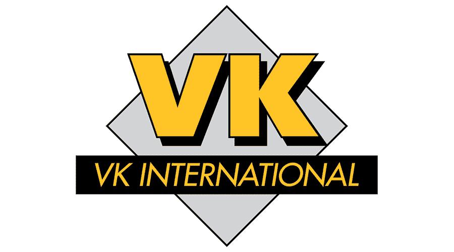 VK International Logo Vector