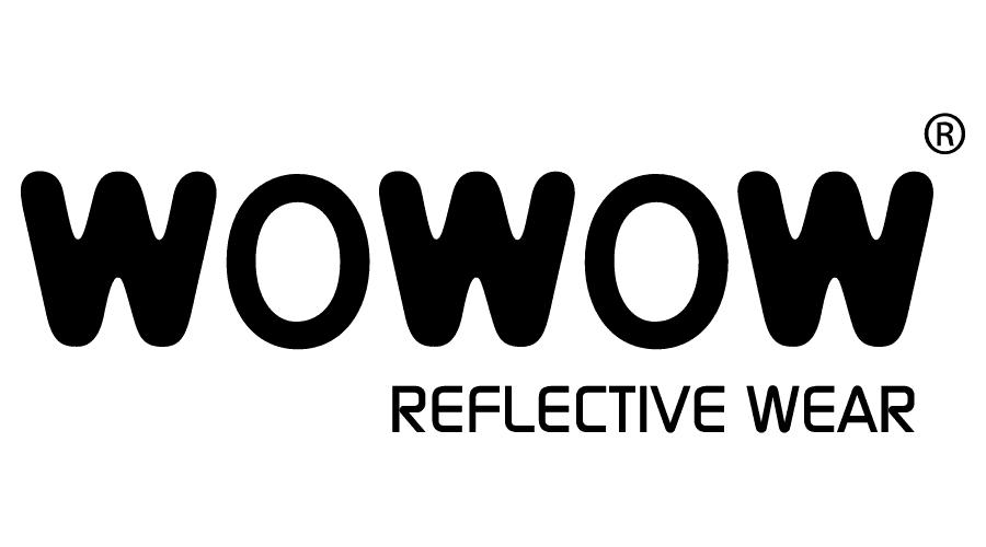 Wowow Reflective Wear Logo Vector